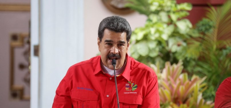 VENEZUELAN PRESIDENT ASKS SPAIN TO APOLOGIZE FOR GENOCIDE OF NATIVE PEOPLES