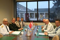 Chief of General Staff Gen. Hulusi Akar urged NATO to take more responsibility under the scope of counter-terrorism fight, and give concrete support to Turkey in this regard, the military said on...