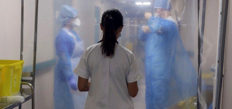 FRANCE REGISTERS OVER 10,500 NEW CORONAVIRUS CASES