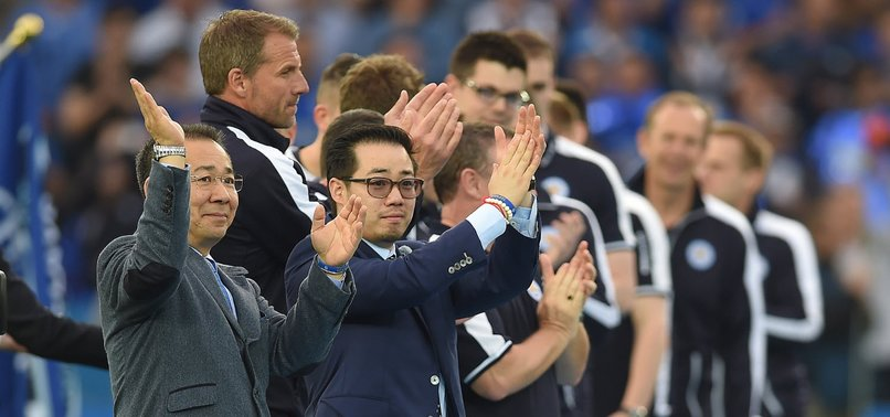THAI LEICESTER CITY OWNER, FOUR OTHERS, WERE ON CRASHED HELICOPTER - SOURCE