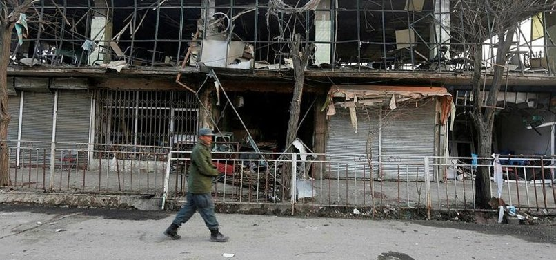TURKEY STRONGLY CONDEMNS KABUL TERROR ATTACK
