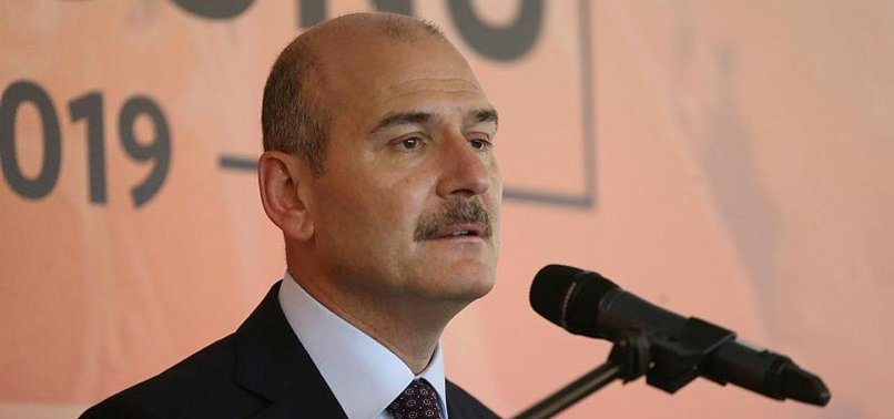 SAFE ZONE IN WAR-TORN SYRIA ACCELERATES VOLUNTARY RETURNS: MINISTER SOYLU