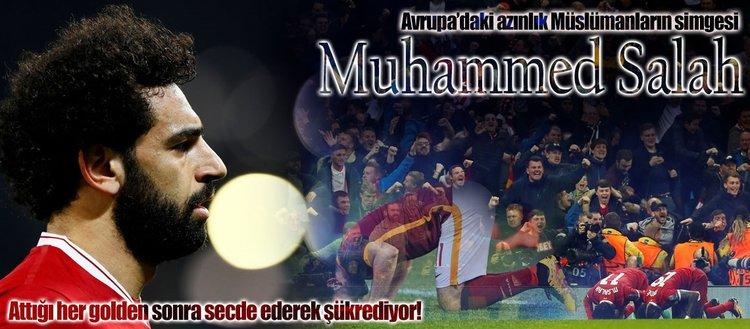 Muhammed Salah Liverpool ve Müslüman dünyasını mutlu ediyor!