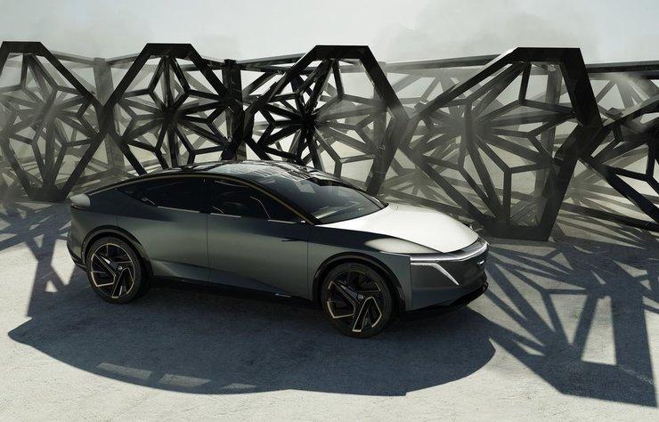 Nissan, gelecekte söz sahibi olmayı planladığı yeni konsept otomobili IMs'i sunar. Nissan IMs'e ilk bakış!