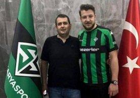 Batuhan Karadeniz TFF 2.Lig'de