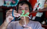 Hong Kong's candyman turns sweets into an art form
