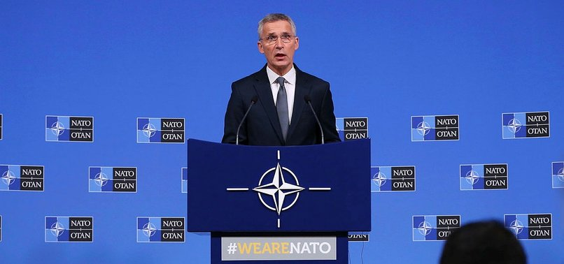 NATO SEES ENCOURAGING PROGRESS IN SYRIA