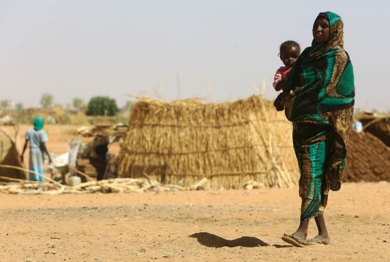 Some two million Sudanese children under five suffer from malnutrition every year.