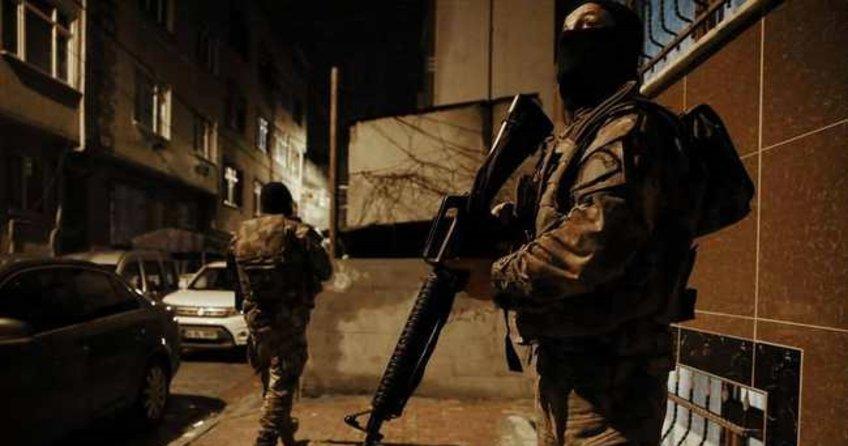 İstanbul'un üç ilçesinde uyuşturucu operasyonu