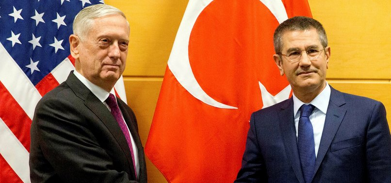 MATTIS PLEDGES UNITED STATES WILL STAND WITH TURKEY AGAINST PKK