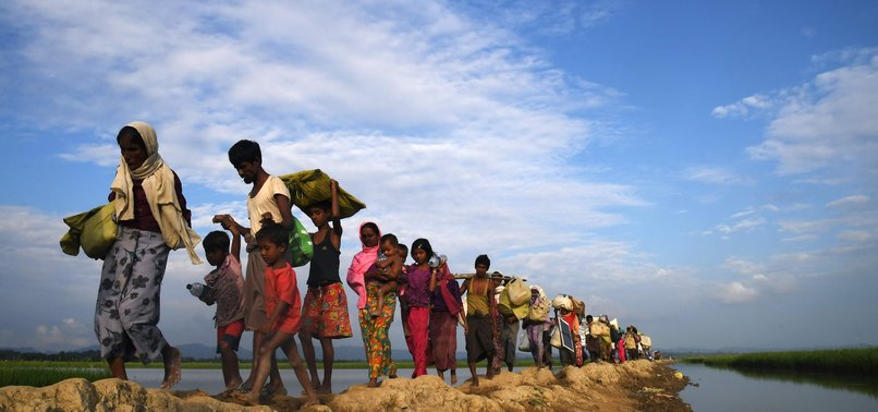 TURKEY PLAYING ACTIVE ROLE TO END ROHINGYA CRISIS: ENVOY