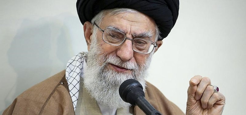 AMERICA NOT SUCCESSFUL IN CREATING UNREST IN IRAN, KHAMENEI SAYS