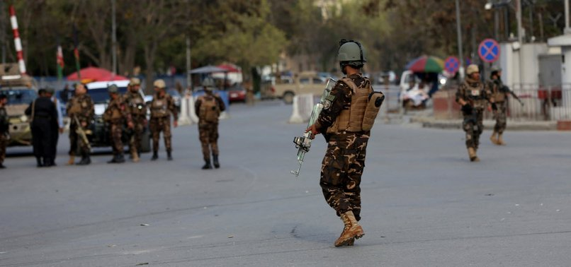 AFGHAN COMMUNICATIONS MINISTRY ATTACKED, SEVEN KILLED
