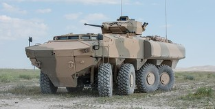 Oman launches Turkish-made personnel carriers