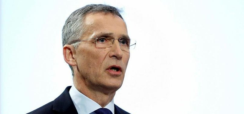 NATO: TURKEY HAS LEGITIMATE SECURITY CONCERNS