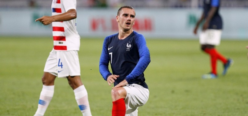 GRIEZMANN SAYS STAYING AT ATLETICO MADRID, ENDS BARCA SPECULATIONS
