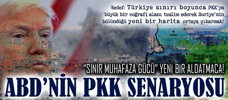 ABD'nin yeni PKK senaryosu!