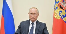 Russia's Putin orders month of non-work to curb coronavirus