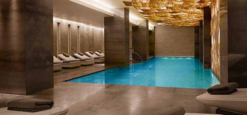 ISTANBUL'S THERMAL SPRINGS OFFER HEALING TO VISITORS