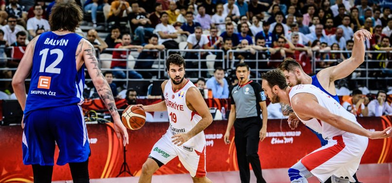 TURKEY ADVANCES TO OLYMPIC QUALIFIERS IN FIBA WORLD CUP