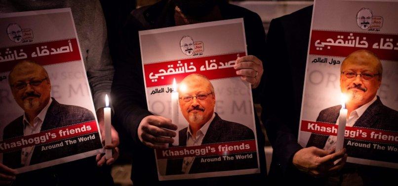 TURKEY URGES SAUDI ARABIA TO NAME SUSPECTS ON TRIAL FOR KHASHOGGIS MURDER