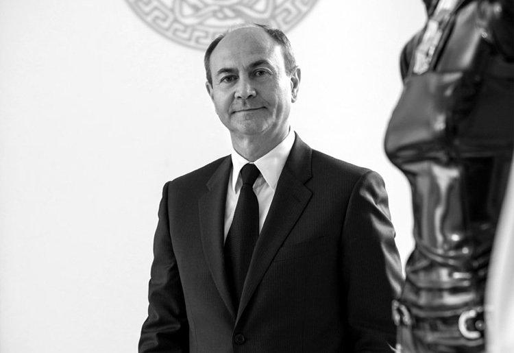 ROBERTO CAVALLİ'NİN YENİ CEO'SU
