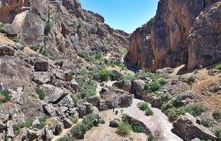 Newly discovered Saklıkapı canyon in Turkey's Elazığ dazzles its visitors