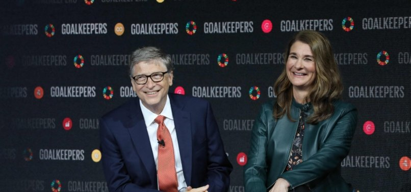 BILL GATES AND MELINDA GATES SAY HAVE MADE DECISION TO END THEIR MARRIAGE