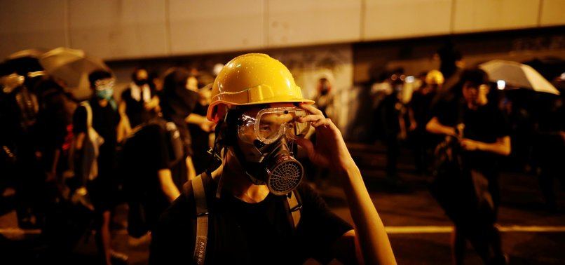 TWITTER, FACEBOOK FIND CHINA-BACKED INTERFERENCE IN HONG KONG PROTESTS