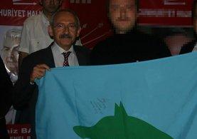 """""""Gelen 100 mesajdan 95'i CHP'lilerden"""""""