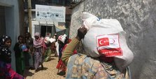 Turkey among top nations contributing humanitarian aid