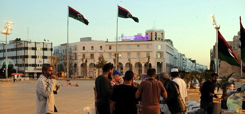 AFTER CLASHES, CAUTIOUS CALM PREVAILS IN LIBYAN CAPITAL