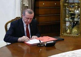 Cumhurbaşkanı Recep Tayyip Erdoğan, 19 kanunu onayladı.