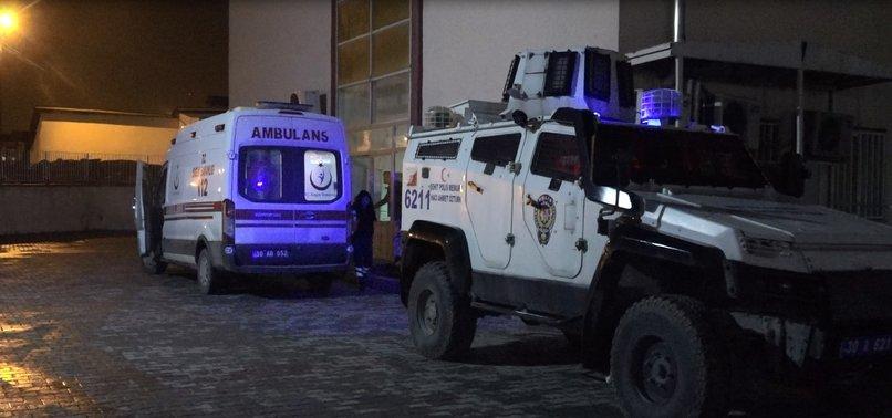 4 TURKISH SOLDIERS MARTYRED IN TURKEY-IRAQ BORDER AREA