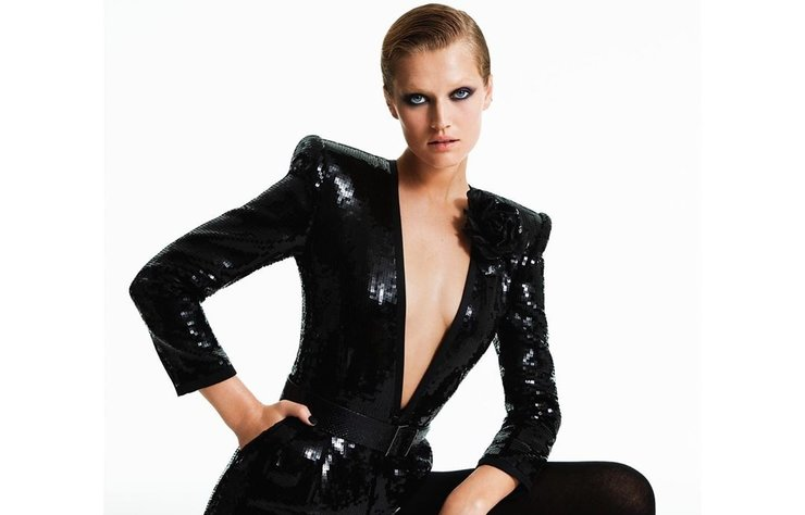Alman model Toni Garrn, zor günler geçiren Lübnan halkı için destek çağrısında bulundu.