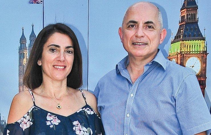 Bodrum Palmarina'da, Ayla Toprak Zengin ve eşi Ömer Zengin'in ev sahiplipinde yapılan özel bir davetle Londra'daki Gayrimenkul yatırımları tanıtıldı