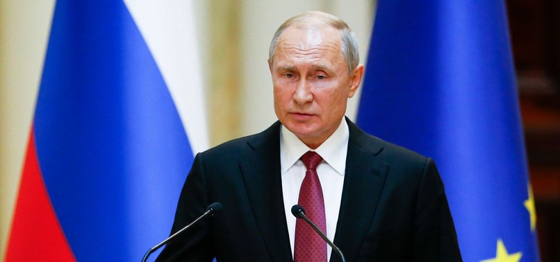 PUTIN SAYS US IS ABLE TO DEPLOY NEW CRUISE MISSILE IN EUROPE