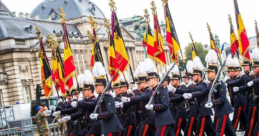 Belçika 187. yaş gününü kutladı