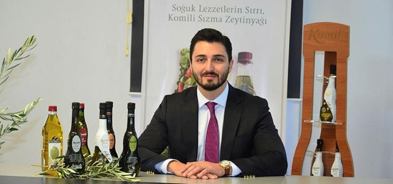 AGE-OLD BRAND SPREADS TURKISH OLIVE OIL TO THE WORLD