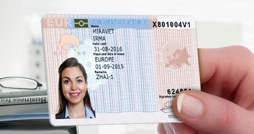 77 bin göçmen Mavi Kart aldı