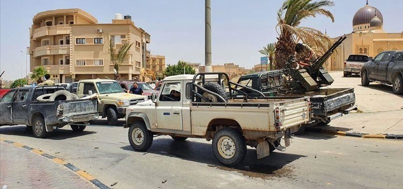 GNA FORCES LAUNCH OPERATION TO LIBERATE ANOTHER LIBYAN CITIES FROM HAFTAR MILITIAS