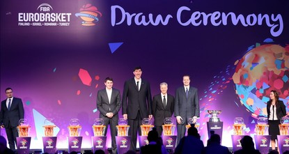 Turkey will be competing against Serbia, Russia, Latvia, Belgium and Great Britain in group D of the FIBA EuroBasket 2017, with the honor of serving as one of the host nations for the much-awaited...