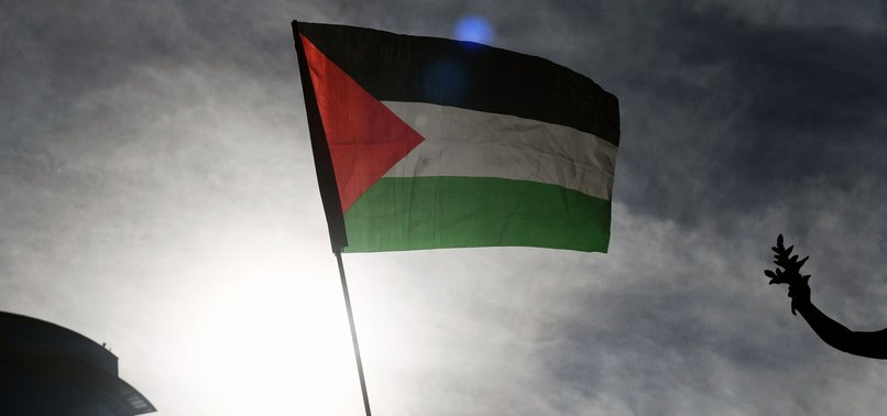 PALESTINIANS BLAST US 'COERCION' OVER JERUSALEM