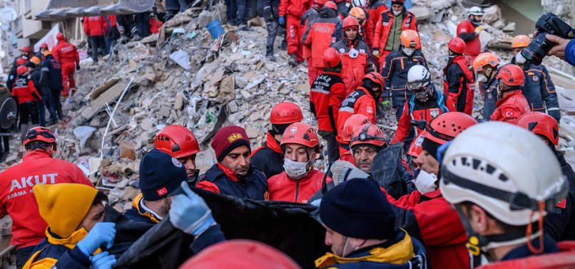 TURKISH RESCUERS FIND LAST QUAKE VICTIMS; DEATH TOLL HITS 41