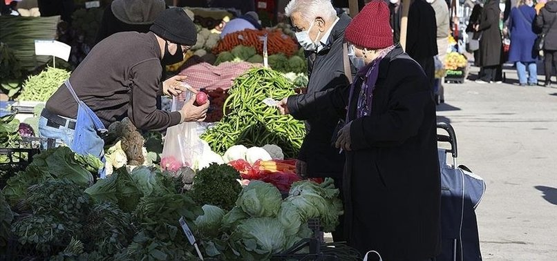 TURKEY'S ANNUAL INFLATION RATE AT 16.19% IN MARCH