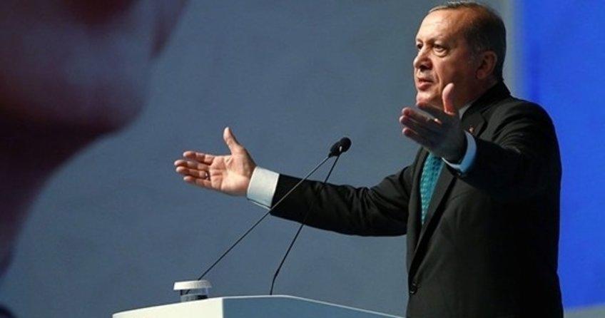 Cumhurbaşkanı Erdoğan: ''Dönen dolaplara bizzat şahit oldum.'' dedi.