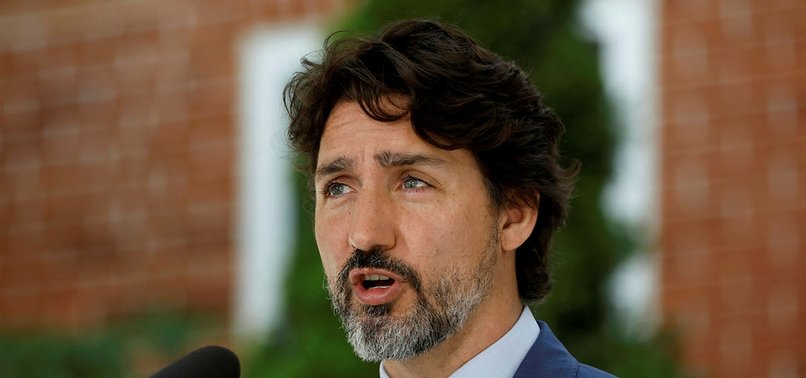 TRUDEAU TURNS DOWN WHITE HOUSE INVITATION AMID PANDEMIC