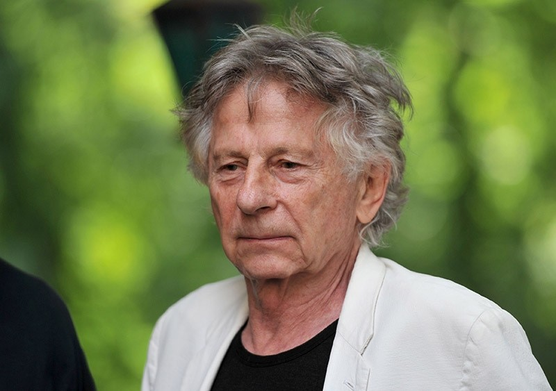 Director Roman Polanski attends the 21th book fair ,The book forest, in Chanceaux-pru00e8s-Loches, central France on 28 August 2016. (AFP Photo)