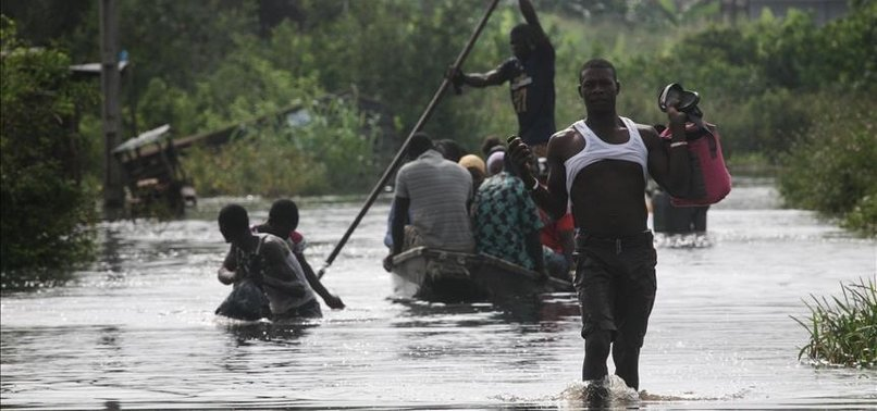 FLASH FLOODS CLAIM 19 LIVES IN WESTERN AFGHANISTAN