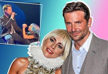 Bradley Cooper ile Lady Gaga düeti